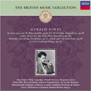 Decca 468 807-2 The British Music Collection: Gerald Finzi