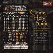 Guild recording 7276 Come Holy Spirit