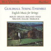 Guildhall String Ensemble - English Music For Strings performing Finzi's Romance