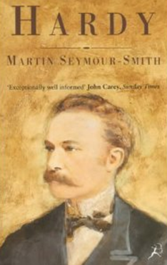 Hardy by Martin Seymour-Smith book cover