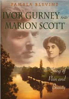 Ivor Gurney and Marion Scott: Song of Pain and Beauty by Pamela Blevins book cover