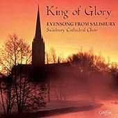 King Of Glory - Evensong From Salisbury Cathedral performing Finzi's Lo, the Full, Final Sacrifice