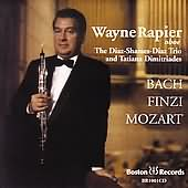 Oboe & Strings Recital - Finzi's Interlude for oboe and string quartet performed by Wayne Rapier
