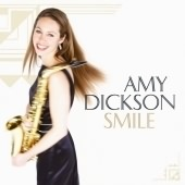 Smile with Finzi's Elegy for violin and piano performed by Amy Dickson on saxophone