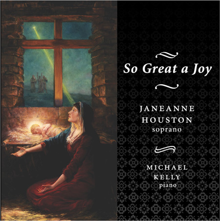 So Great A Joy cover art