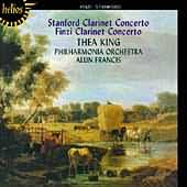 Stanford and  Finzi's Clarinet Concertos performed by Thea King, Et Al