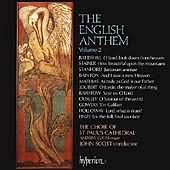 The English Anthem Vol 2 - Scott, St. Paul's Cathedral Choir performing Finzi's Lo, the full, final sacrifice