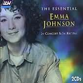 The Essential Emma Johnson - In Concert & In Recital performing Finzi's 5 Bagatelles for clarinet