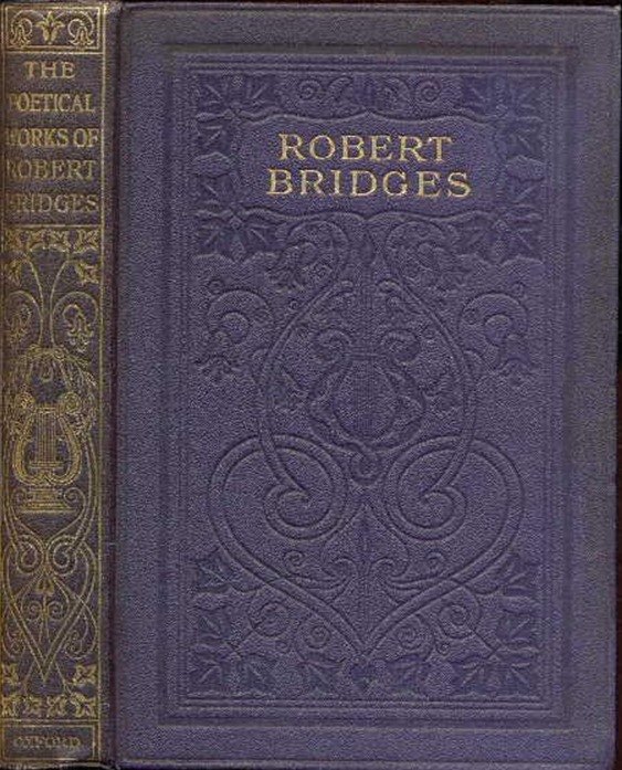 Poetical Works of Robert Bridges book cover