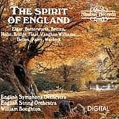 The Spirit Of England with Finzi's Loves Labours Lost and his clarinet concerto