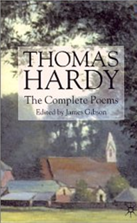 The Complete Poems of Thomas Hardy book cover