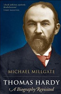 Thomas Hardy: A Biography Revisited by Michael Millgate book cover
