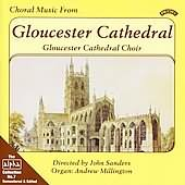 Gloucester Cathedral Choir sings Finzi choral music