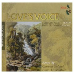 Love's Voice album cover