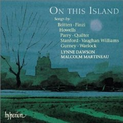 On this Island album cover